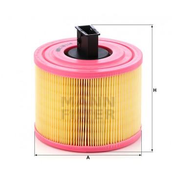 Oro filtras MANN-FILTER C 18 114 | MOVIDA.LT