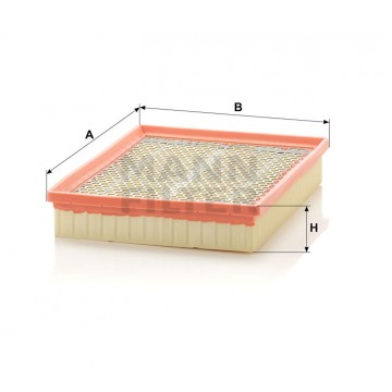 Oro filtras MANN-FILTER C 30 170 | MOVIDA.LT