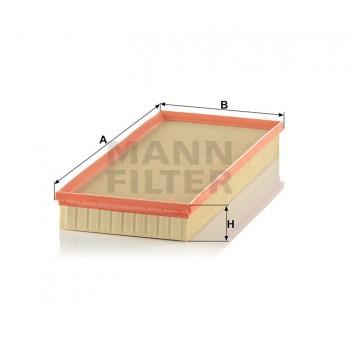 Oro filtras MANN-FILTER C 40 163 | MOVIDA.LT