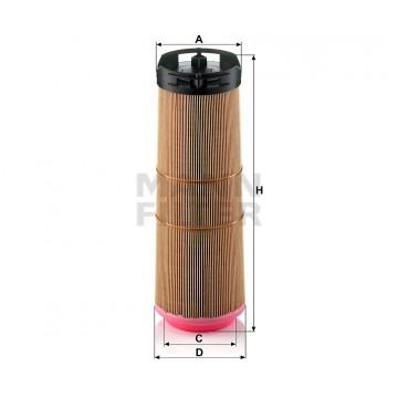 Oro filtras MANN-FILTER C 12 133   MOVIDA.LT