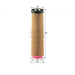 Oro filtras MANN-FILTER C 12 178/1