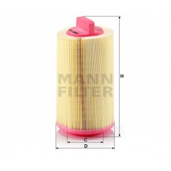 Oro filtras MANN-FILTER C 14 114