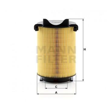 Oro filtras MANN-FILTER C 14 130 | MOVIDA.LT