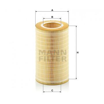 Oro filtras MANN-FILTER C 14 178 | MOVIDA.LT