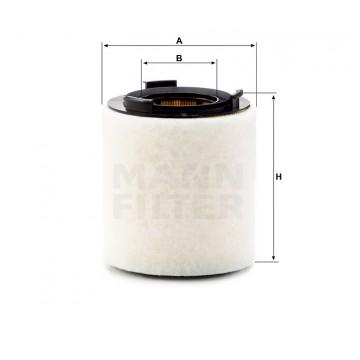 Oro filtras MANN-FILTER C 15 008   MOVIDA.LT