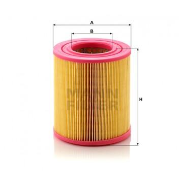 Oro filtras MANN-FILTER C 16 118 | MOVIDA.LT