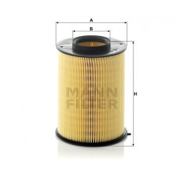 Oro filtras MANN-FILTER C 16 134/1 | MOVIDA.LT