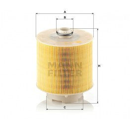 Oro filtras MANN-FILTER C 17 137 x