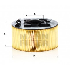 Oro filtras MANN-FILTER C 1882
