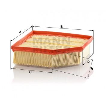 Oro filtras MANN-FILTER C 23 129 | MOVIDA.LT