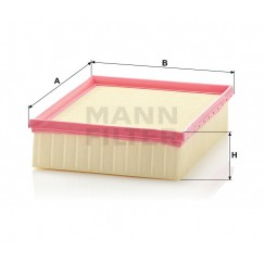 Oro filtras MANN-FILTER C 24 123/2