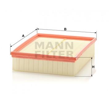 Oro filtras MANN-FILTER C 32 191   MOVIDA.LT