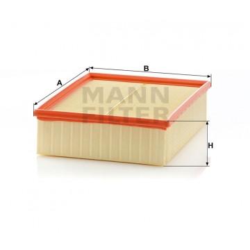 Oro filtras MANN-FILTER C 26 206/1 | MOVIDA.LT