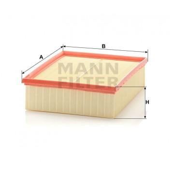 Oro filtras MANN-FILTER C 27 192/1 | MOVIDA.LT