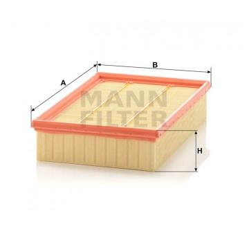 Oro filtras MANN-FILTER C 28 100 | MOVIDA.LT