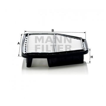 Oro filtras MANN-FILTER C 29 008 | MOVIDA.LT