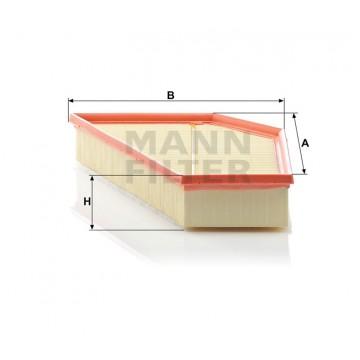 Oro filtras MANN-FILTER C 29 150 | MOVIDA.LT
