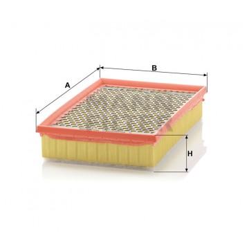 Oro filtras MANN-FILTER C 30 153/1 | MOVIDA.LT
