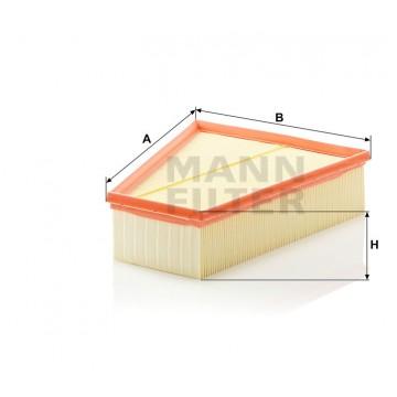 Oro filtras MANN-FILTER C 30 161 | MOVIDA.LT