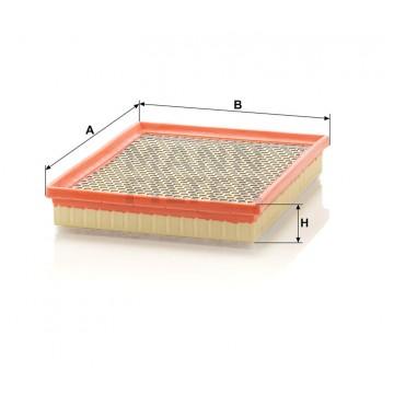 Oro filtras MANN-FILTER C 30 170/1 | MOVIDA.LT