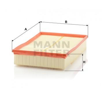 Oro filtras MANN-FILTER C 30 189/1 | MOVIDA.LT