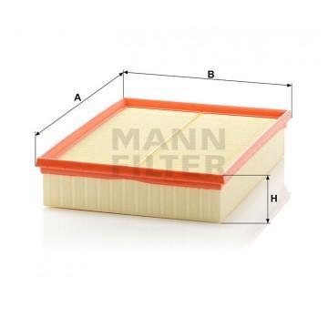 Oro filtras MANN-FILTER C 31 196 | MOVIDA.LT