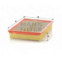 Oro filtras MANN-FILTER C 32 154