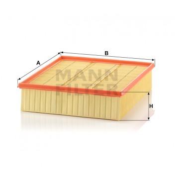 Oro filtras MANN-FILTER C 32 338 | MOVIDA.LT