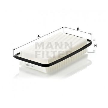 Oro filtras MANN-FILTER C 3230 | MOVIDA.LT