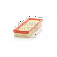 Oro filtras MANN-FILTER C 3251/1