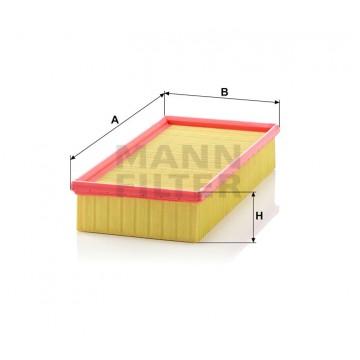 Oro filtras MANN-FILTER C 33 156 | MOVIDA.LT