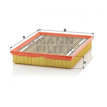 Oro filtras MANN-FILTER C 33 189/1 | MOVIDA.LT