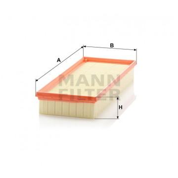 Oro filtras MANN-FILTER C 3498   MOVIDA.LT