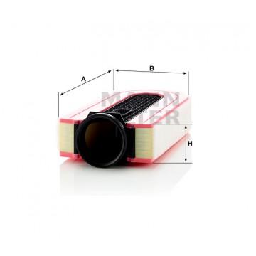 Oro filtras MANN-FILTER C 35 003 | MOVIDA.LT