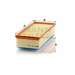 Oro filtras MANN-FILTER C 35 160/1