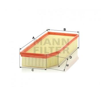 Oro filtras MANN-FILTER C 38 145 | MOVIDA.LT