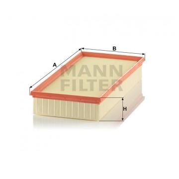 Oro filtras MANN-FILTER C 39 219 | MOVIDA.LT