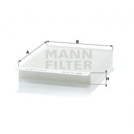 Salono filtras MANN-FILTER CU 2143