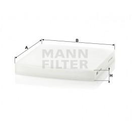 Salono filtras MANN-FILTER CU 2358