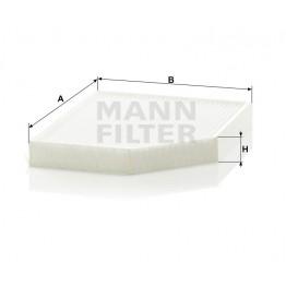 Salono filtras MANN-FILTER CU 2450