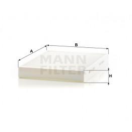 Salono filtras MANN-FILTER CU 2733