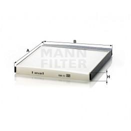 Salono filtras MANN-FILTER CU 2855