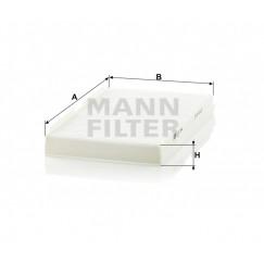 Salono filtras MANN-FILTER CU 2940
