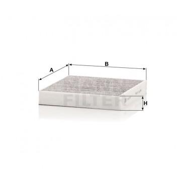 Salono filtras MANN-FILTER CUK 2440 | MOVIDA.LT