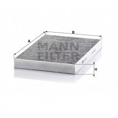 Salono filtras MANN-FILTER CUK 3037