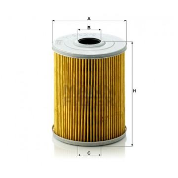 Alyvos | Tepalo filtras MANN-FILTER H 932/5 x | MOVIDA.LT