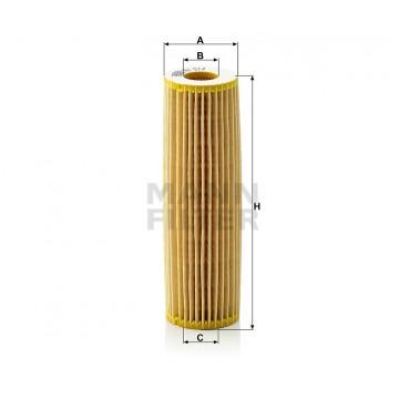 Alyvos | Tepalo filtras MANN-FILTER HU 514 x | MOVIDA.LT