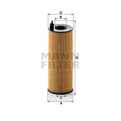 Alyvos | Tepalo filtras MANN-FILTER HU 721/5 x