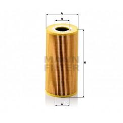 Alyvos | Tepalo filtras MANN-FILTER HU 848/1 x