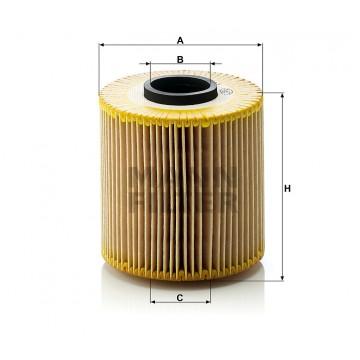 Alyvos | Tepalo filtras MANN-FILTER HU 921 x | MOVIDA.LT